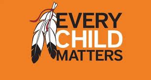 Orange Shirt Day #EveryChildMatters