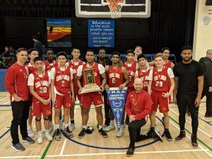 SBA wins Tier 1 Basketball Championship