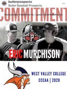 Congrats to SBA's Eric Murchison!